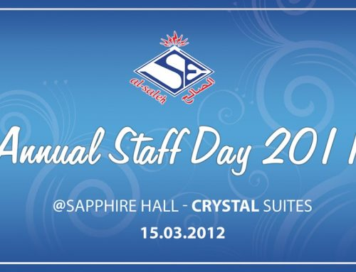 Annual Staff Day 2011 – Celebrated on 15th March, 2012