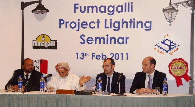 fumagalli lights seminar oman